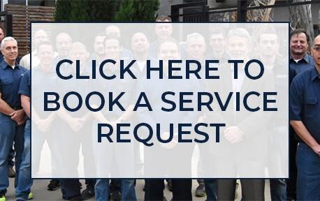 Book a Service Request CW