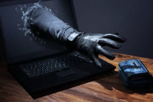 Scammers and Spoofed Websites
