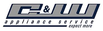 C&W Appliance Service logo